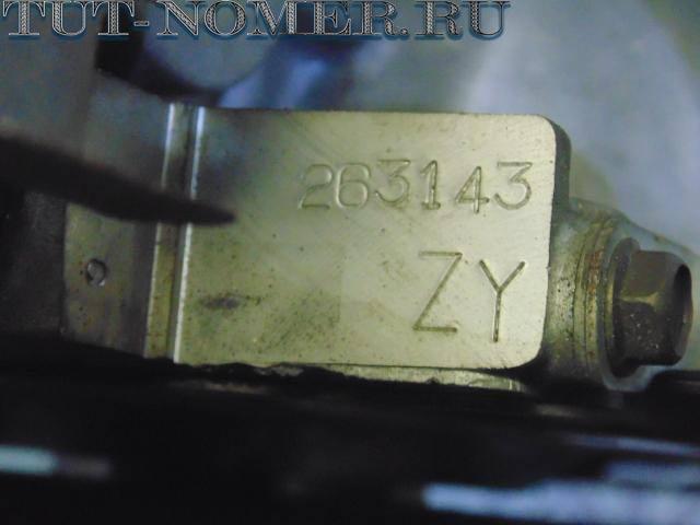 номер двигателя Мазда 3